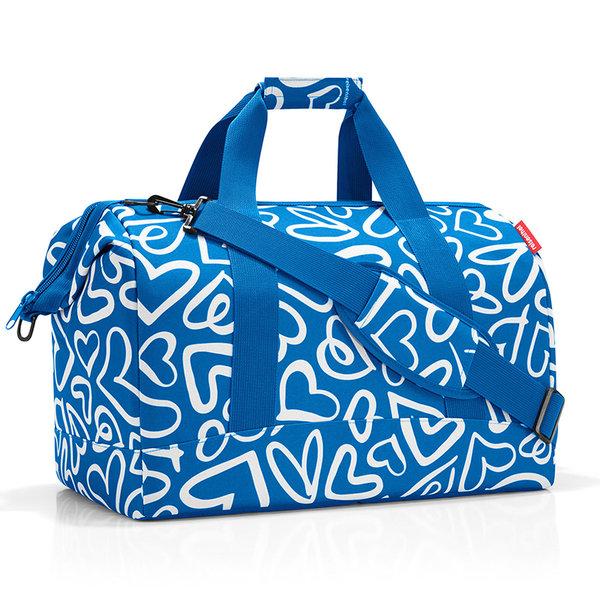Чанта Allrounder M - Фънки сърца
